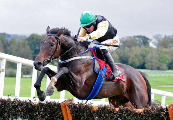 Western Victory (Westerner) Wins Listed Feature At Gowran Park