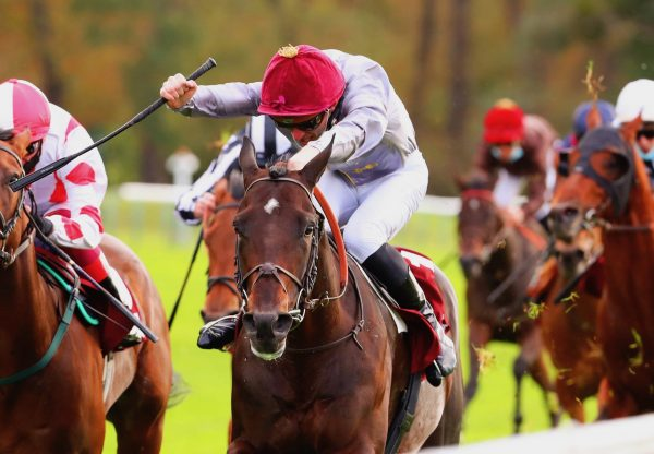 Wooded (Wootton Bassett) Wins The Group 1 Prix De l'Abbaye at ParisLongchamp