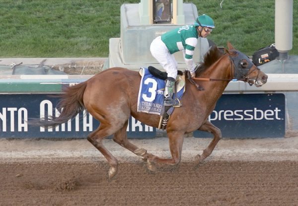 Accelerate (Lookin At Lucky)