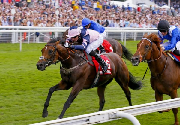 Clockers Corner Becomes The Latest Winner By No Nay Never