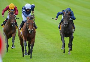 Sporting John (Getaway) Leads Home A 1 2 For Getaway At Borris House