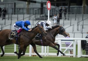 Circus Maximus wins the Gr.1 Queen Anne Stakes at Royal Ascot