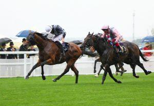 Circus Maximus wins the Gr.1 St James's Palace Stakes at Royal Ascot