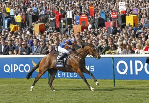 Gleneagles winning the English 2000 Guineas