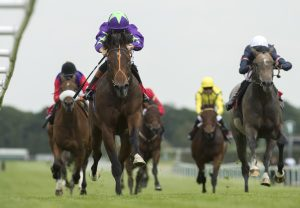Ivawood Winning His Maiden