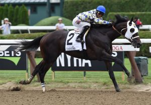 Lady Rocket (Tale Of The Cat) Wins Misty Bennett Pink Ribbon Stakes at Charles Town