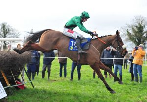 Ladies Church (Chuchill) Wins The Listed Marwell Stakes At Naas