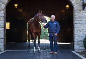 Maximum Security & Bob Baffert