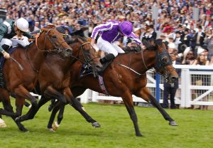 Merchant Navy Winning The G1 Diamond Jubilee at Royal Ascot