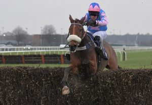 Ah Littleluck (Mahler) Wins The Beginners Chase At Navan