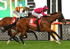 Yaupon (Uncle Mo) Wins Gr.3 Chick Lang Stakes at Pimlico