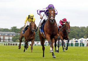St Marks Basilica Wins The Coral Eclipse Stakes