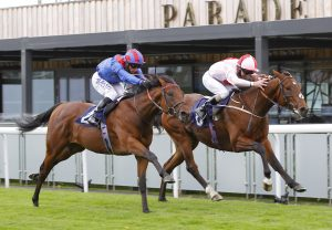 Youth Spirit (Camelot) Wins His Maiden At Newmarket