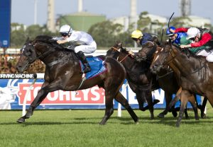 Vancouver Winning The G1 Golden Slipper At Randwick
