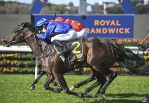 Return Ticket (Getaway) winning a maiden hurdle at Ayr