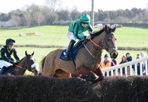Western Sea (Westerner) Wins The Beginners Chase At Sligo