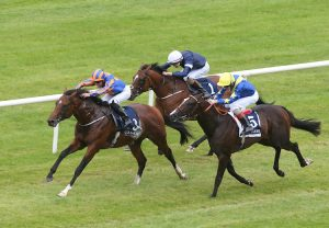 Rolleville Becomes The Latest Winner By Rock Of Gibraltar