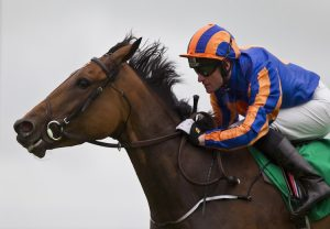 Rostropovich (Zoffany) winning the G2 Futurity Stakes at the Curragh