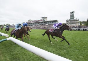 Iva Go (Ivawood) wins at Beverley